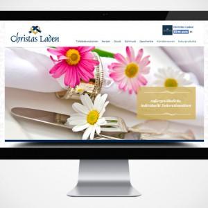 Diseño Web para ChristasLaden Austria